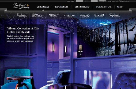 изработка на сайт за хотел цени