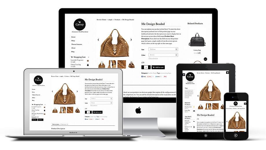 изработка на онлайн магазин цена
